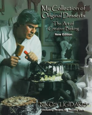 Award-Winning Children's book — My Collection of Original Desserts