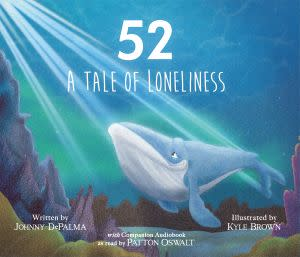 Award-Winning Children's book — 52 - A Tale of Loneliness