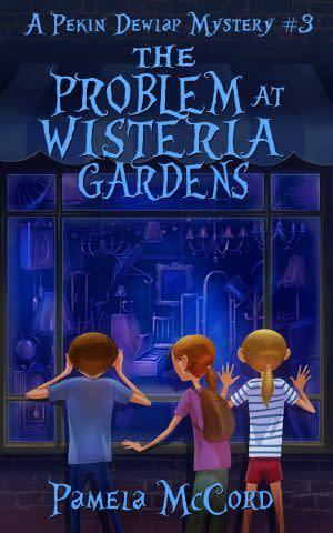 Award-Winning Children's book — The Problem At Wisteria Gardens