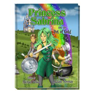 Award-Winning Children's book — Princess Sabrina and the Pot of Gold