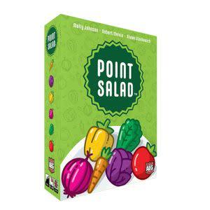 Award-Winning Children's book — Point Salad