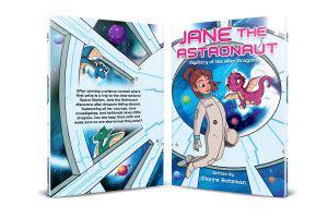Award-Winning Children's book — Jane the Astronaut