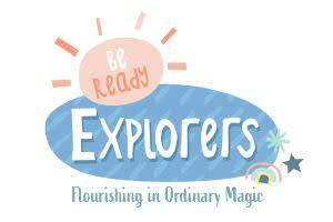 Award-Winning Children's book — Be Ready Explorers