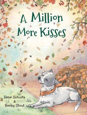 Award-Winning Children's book — A Million More Kisses