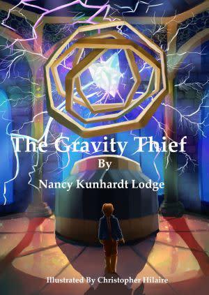 Award-Winning Children's book — The Gravity Thief