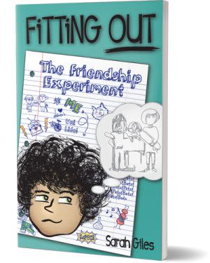 Award-Winning Children's book — Fitting Out