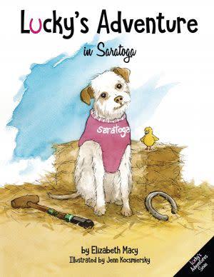 Award-Winning Children's book — Lucky's Adventure in Saratoga