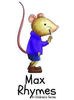 Award-Winning Children's book — Max Rhymes Children's Collection - 12 Books