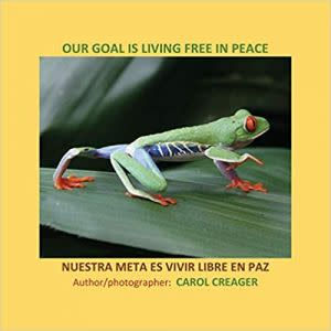Award-Winning Children's book — Our Goal Is Living Free In Peace