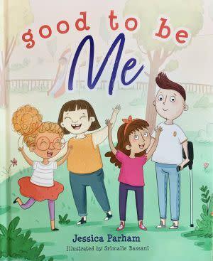 Award-Winning Children's book — Good to be Me