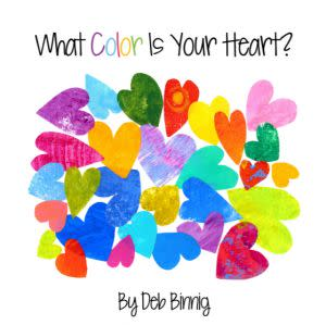 Award-Winning Children's book — What Color Is Your Heart?