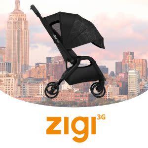 Award-Winning Children's book — zigi 3G compact stroller