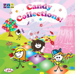 Award-Winning Children's book — Candy Collections!