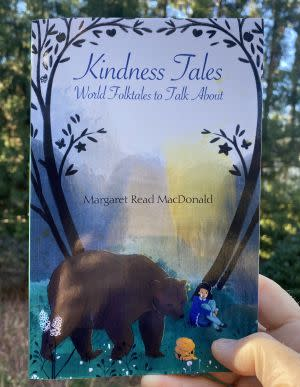Award-Winning Children's book — Kindness Tales