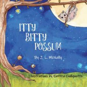 Award-Winning Children's book — Itty Bitty Possum