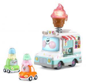 Award-Winning Children's book — Go! Go! Cory Carson® Two Scoops Eileen Ice Cream Truck™