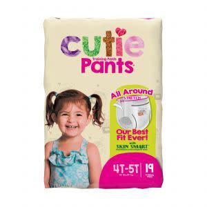 Award-Winning Children's book — Cutie Pants® Training Pants