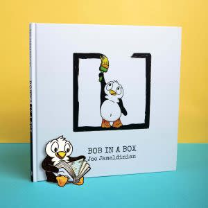 Award-Winning Children's book — BOB IN A BOX