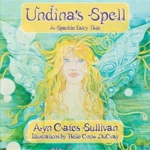 Award-Winning Children's book — Undina's Spell: A Sparkle Fairy Tale