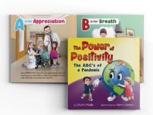 Award-Winning Children's book — The Power of Positivity
