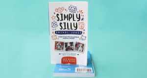 Award-Winning Children's book — Little Book, Big Laughs Simply Silly Animal Jokes Joke Book