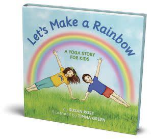 Award-Winning Children's book — Let's Make a Rainbow