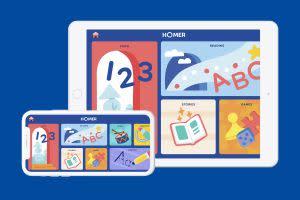 Award-Winning Children's book — HOMER Learn & Grow