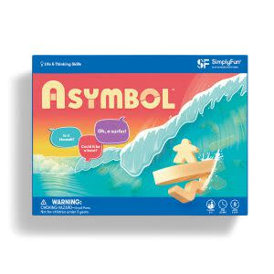 Award-Winning Children's book — Asymbol