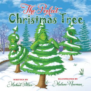 Award-Winning Children's book — The Perfect Christmas Tree