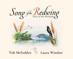 Award-Winning Children's book — Song of the Redwing