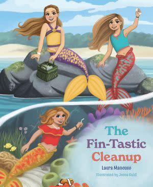 Award-Winning Children's book — The Fin-Tastic Cleanup