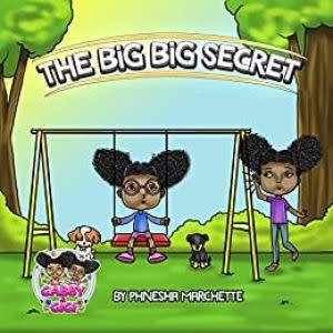 Award-Winning Children's book — The Big Big Secret (Gabby and Gigi Book 3)