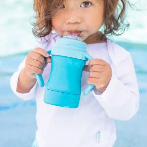 Award-Winning Children's book — Sprout Ware® Sip & Straw Cup made from Plants