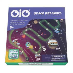 Award-Winning Children's book — Space Rescuers Astrophysics Board Game