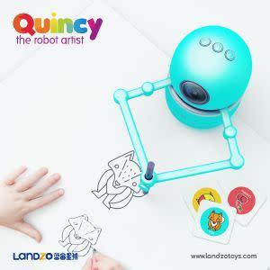 Award-Winning Children's book — Quincy