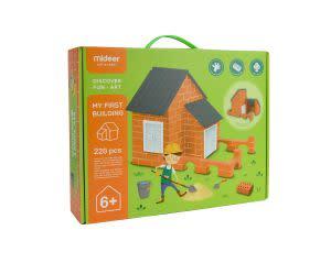 Award-Winning Children's book — MY FIRST BUILDING