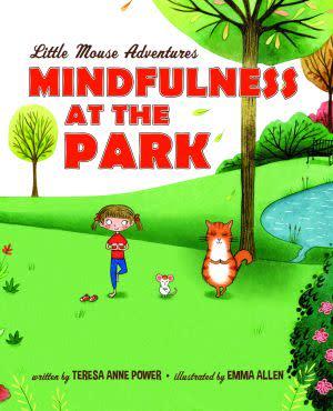 Award-Winning Children's book — Mindfulness at the Park