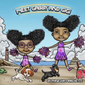 Award-Winning Children's book — Meet Gabby and Gigi