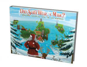 Award-Winning Children's book — Did Santa Wear A Mask