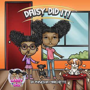 Award-Winning Children's book — Daisy Did It (Gabby and Gigi Book 2)