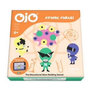 Award-Winning Children's book — Atomic Force Chemistry Board Game
