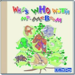 Award-Winning Children's book — Who's Who with Mr. McBoom