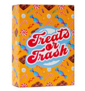 Award-Winning Children's book — Treats or Trash