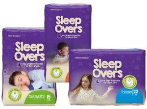 Award-Winning Children's book — Sleepovers® Youth Pants