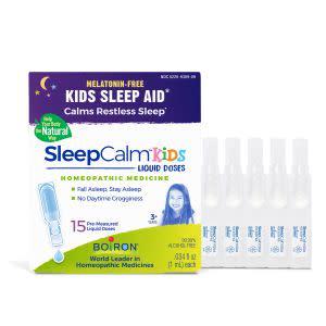 Award-Winning Children's book — SleepCalm Kids Pre-Measured Liquid Doses
