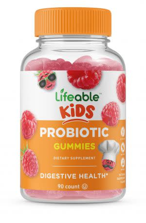 Award-Winning Children's book — Probiotic Gummies