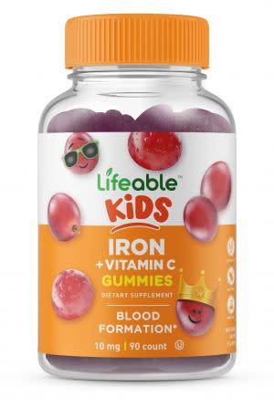 Award-Winning Children's book — Iron Gummies