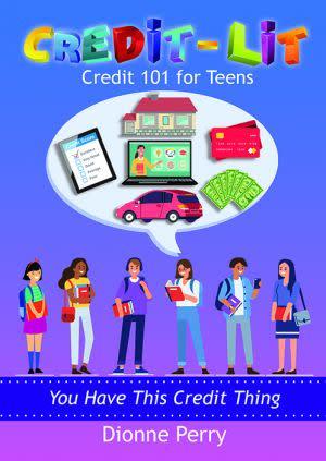 Award-Winning Children's book — Credit-Lit