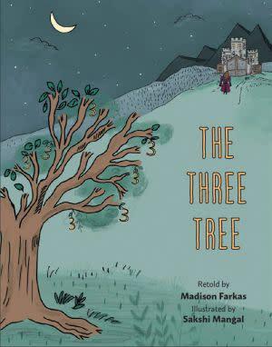Award-Winning Children's book — The Three Tree