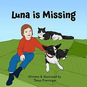 Award-Winning Children's book — Luna is Missing